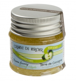 Illustration CRUMBLE DU VERGER - GOMMAGE CORPS - 50 ML