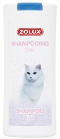 Illustration SHAMPOING SANS PARABEN 250 ML ZOLUX POUR CHATS