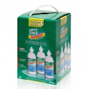 Alcon - OPTI-FREE REPLENISH TRIPACK