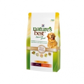 Illustration HILL'S NATURE'S BEST CANINE ADULTE GRANDES RACES 12 KG