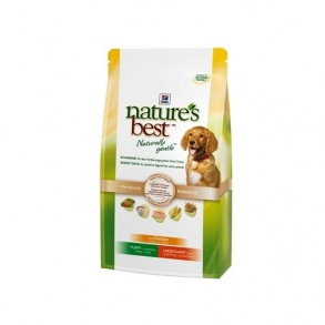 Illustration HILL'S NATURE'S BEST CANINE PUPPY GRANDES RACES 12 KG