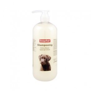 Illustration SHAMPOING EXTRA-DOUX BEAPHAR POUR CHIOT 1 LITRE
