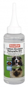 Beaphar - LOTION OCULAIRE NATURELLE BIO VETONATURE 100 ML