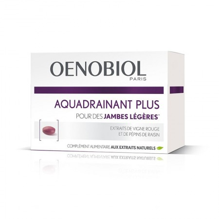 Oenobiol - OENOBIOL AQUADRAINANT® PLUS