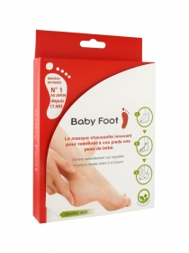 Baby Foot - Baby Foot Masque Chaussette Pour Les Pieds