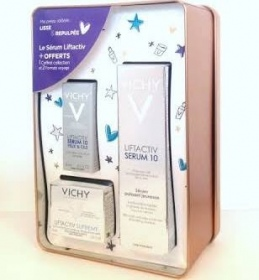 Vichy Laboratoires - Vichy Coffret liftactiv sérum 30 ml + liftactiv 15 ml