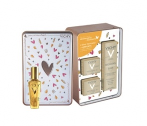 "Illustration Vichy Coffret ""Ma Peau Idéale"" Néovadiol Magistral Elixir 30ml + Coffret Collection"