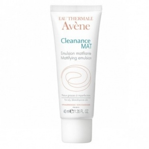 Illustration Avène Cleanance MAT Emulsion Matifiante 40 ml