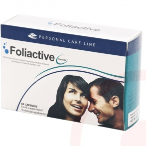 Illustration FOLIACTIVE PILLS