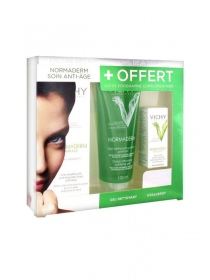 Illustration Coffret Normaderm Soin Anti-âge + Gel Nettoyant