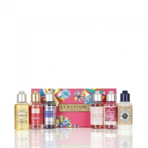 Illustration COLLECTION L´OCCITANE GEL DOUCHE