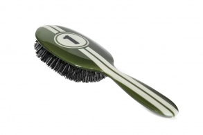 Illustration Racing stripes Grand Format - Brosse à cheveux en poils de sanglier