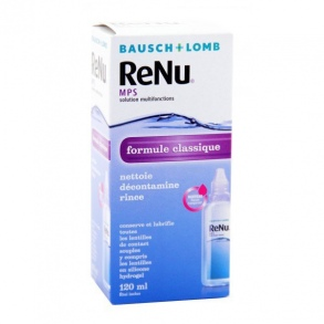 Illustration Renu Solution multifonctions - 120 ml