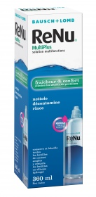 Illustration Renu MultiPlus Solution multifonctions - 360 ml