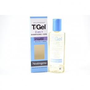 Illustration Neutrogena TGel Shampoing 2en1 125 ml