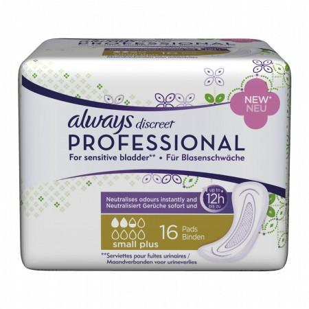 Always - ALWAYS Discreet Serviettes Small Plus