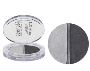 Illustration BENECOS OMBRE PAUPIERES DUO SHADY GRAYS