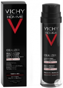Vichy Laboratoires - IDEALIZER HYDRATANT MULTI-ACTIONS RASAGE FREQUENT