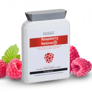 Illustration Raspberry Ketone - 60 gélules
