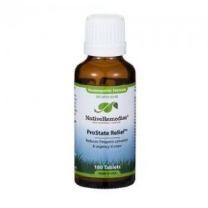 Native remedies - NATIVE REMEDIES PROSTATE RELIEF