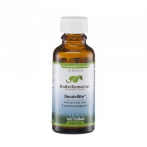 Native remedies - DEODORITE - ANTI ODEUR DE TRANSPIRATION