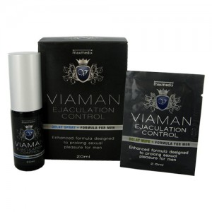 Viaman - EJACULATION CONTROL - SPRAY RETARDANT
