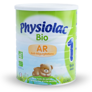 Physiolac - PHYSIOLAC BIO 1ER AGE  A/R