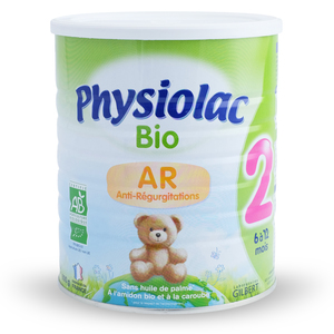 Illustration PHYSIOLAC BIO 2EME AGE  A/R