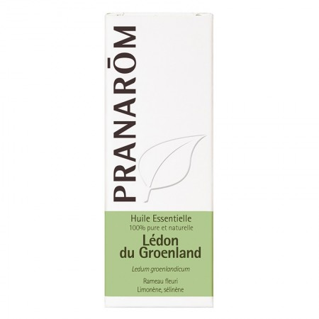 Illustration Pranarom he ledon groeland - 5 ML