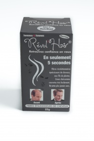 Illustration Revol'hair 22 gr brown