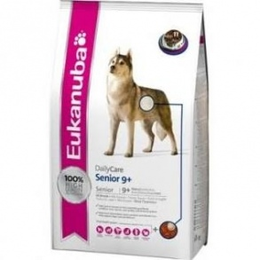 Eukanuba - croquettes eukanuba adulte daily care senior plus 12 kg