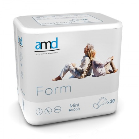 Illustration amd form mini 20 absorption 1250ml