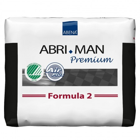 Illustration Abena Abri-Man Formula 2
