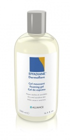 Illustration effadiane dermoflore gel moussant 500ml