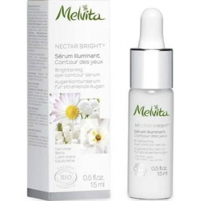 Illustration Melvita Sérum illuminant contour des yeux Nectar bright 15 ml