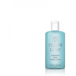 Yellow Rose - lotion tonique aux extraits de perles luminance - 200 ml