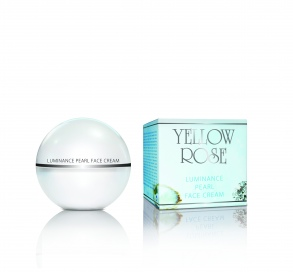 Yellow Rose - creme anti age regenerante  perle et diamant - 50 ml