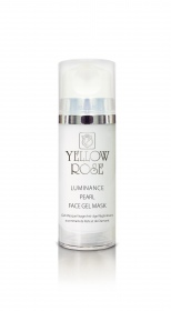 Yellow Rose - gel masque regenerant perle et diamant