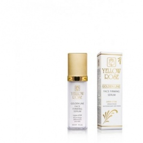 Yellow Rose - serum antirides raffermissant visage ligne d'or - 30 ml