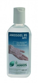 Illustration Aniosgel 85 gel hydroalcoolique NPC 100ml