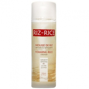Illustration Mousse de Riz Mousse Nettoyante - 200 ml