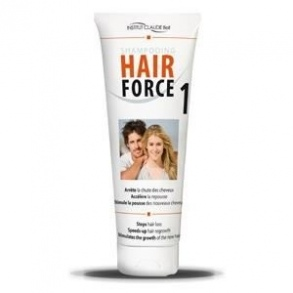 Illustration Hair Force One Shampoing - 250 ml