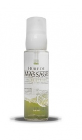 Claude Bell - Huile de Massage Lemon - 100 ml