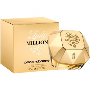 Illustration Lady Million eau de parfum vaporisateur 80ml