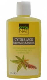 Illustration CytolBlack® Bain Huiles & Plantes 220ml