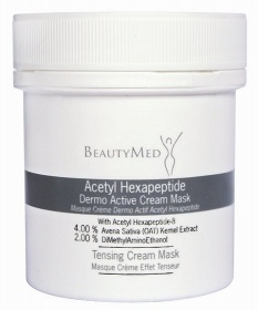 BeautyMed - MASQUE CREME DERMO ACTIF ACETYL HEXAPEPTIDE - 100 ml