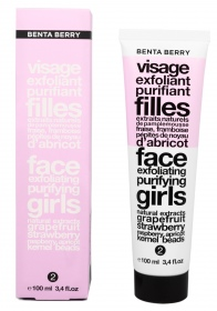 Benta Berry - Visage Exfoliant Filles 100ml