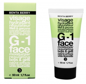Illustration Visage Hydratant G-1 50ml