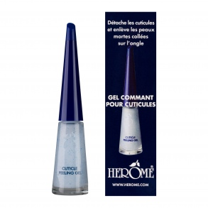 Herôme - Gel gommant pour cuticules 10ml