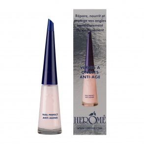 Illustration Vernis anti age 10ml
